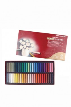 Simbalion Pastel: Soft Pastel 48 colors