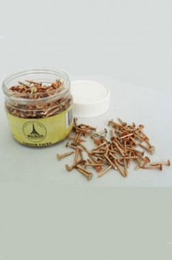 Canvas Pliers: Paris Copper Canvas Stretching Tacks 100ml Jar