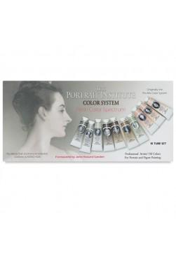 The Portrait Institute Color System Flesh Color Spectrum Set