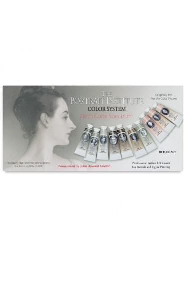 The Portrait Institute Color System:  Flesh Color Spectrum Set