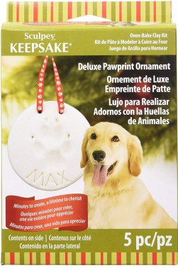 Sculpey Keepsake Clay Kits: Deluxe Pawprint Kit set