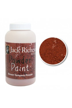 Jack Richeson Powder Paint:Brown 55