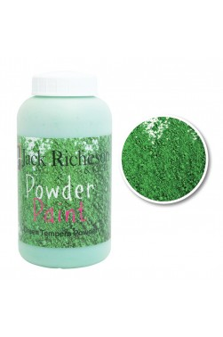 Jack Richeson Powder Paint:Green 43