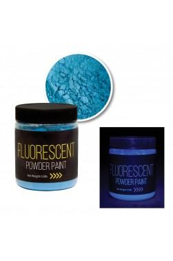 Jack Richeson Powder Paint: Fluorescent Blue