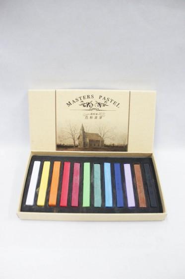 Maries Masters Pastel: 12 Colors Set