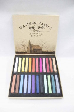 Maries Masters Pastel: 24 Colors Set