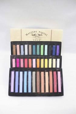 Maries Masters Pastel: 36 Colors Set