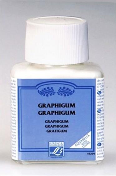 L&B Watercolor Medium: Lefranc Graphigum (Masking Fluid) 75ml