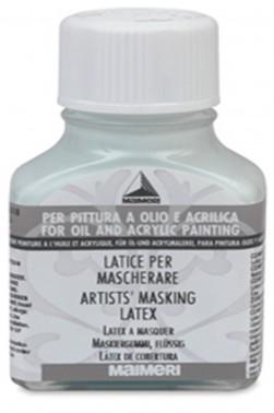 Maimeri Watercolor Medium: Art Masking Fluid Latex 75ml