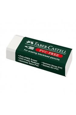 Faber Eraser: Faber Castell PVC-Free Erasers