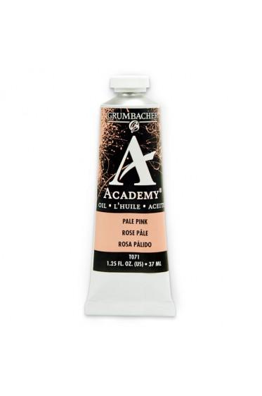 Grumbacher Academy Oil: Pale Pink 37ml