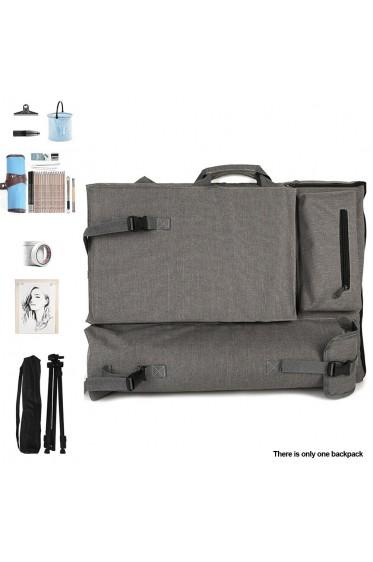 Carrying Case: Waterproof Artist Travel Bag