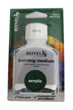 Reeves Acrylic Painting Medium 75ml
