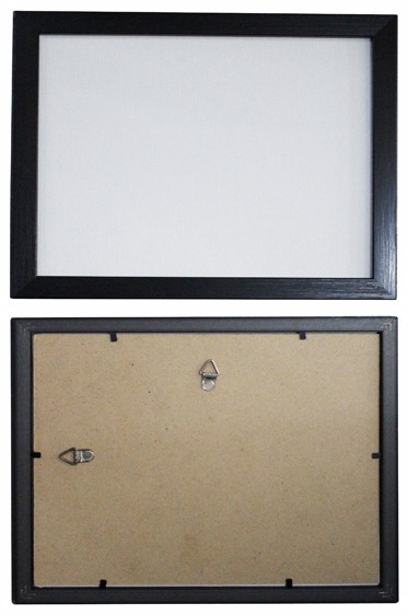 Abstrak Artist Canvas Panel : Panel with Removable Frame 12 x 18 inches