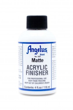 Angelus Acrylic Finisher 620 Matte 4oz