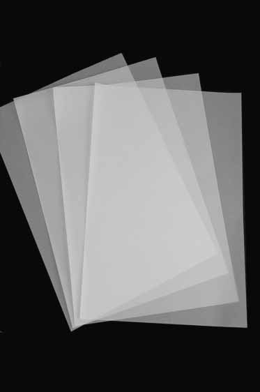 "Schoellershammer Tracing Paper 8"" x 11 "" 80gsm Pack"