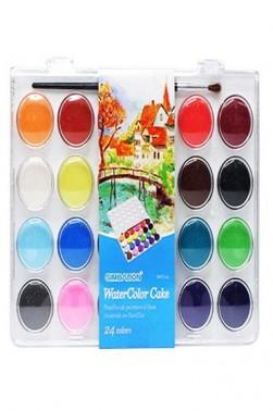 Simbalion Watercolor:  Simbalion Watercolor 24colors Set