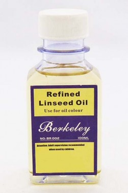 Berkeley linseed Oil  100ml