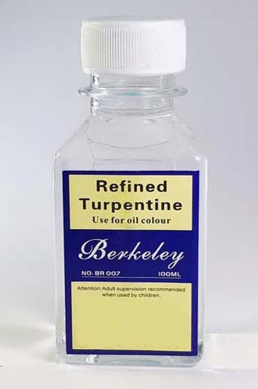 Berkeley Turpentine 100ml