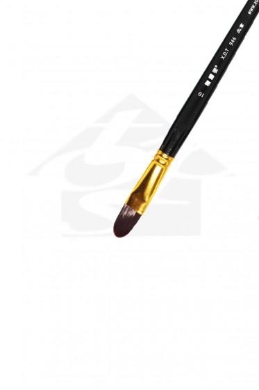 XDT Quality Brush: 946 Synthetic Nylon Filbert 10