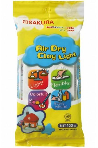 Sakura Air Dry Modeling Clay 100g