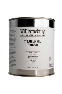 Williamsburg Oil: Titanium White 37ml