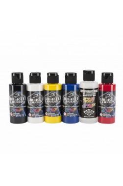 Createx Wicked Colors:  Primary 59ml Set