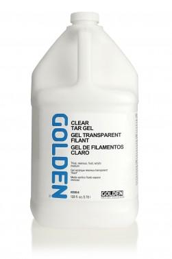 Golden Acrylic Medium: Clear Tar Gel 1 Gallon
