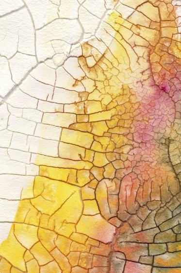 Golden Acrylic Medium: Crackle Paste 237ml