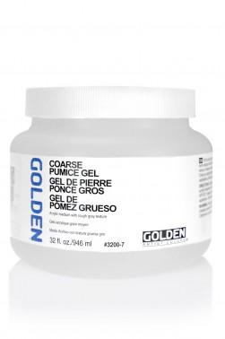 Golden Acrylic Medium: Coarse Pumice Gel 946ml