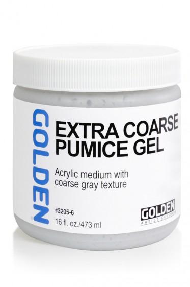 Golden Acrylic Medium: Extra Coarse Pumice Gel 473ml