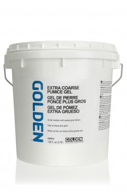 Golden Acrylic Medium: Extra Heavy Gel Gloss 1 Gallon