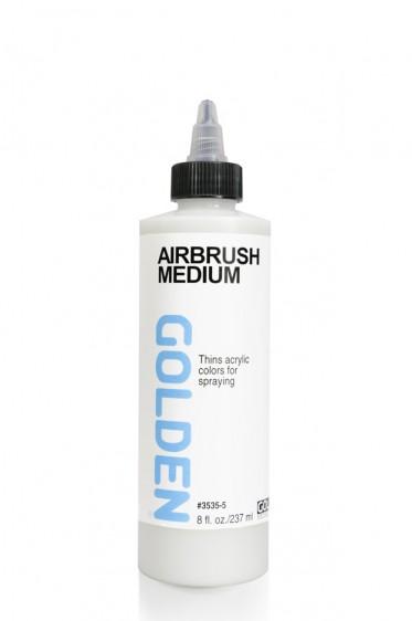 Golden Acrylic Medium: Airbrush Medium 237ml