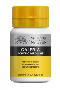 Winsor & Newton Acrylic Medium: Galleria Acrylic Iridescent Medium 250ml