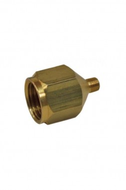 Badger Airbrush & Parts: 1/4 Pipe Thread Fitting