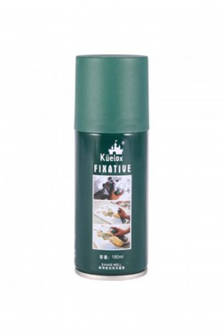 Kuelox Fixative Spray: Kuelox Fixative Spray 180ml