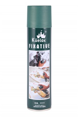 Kuelox Fixative Spray: Kuelox Fixative Spray 300ml