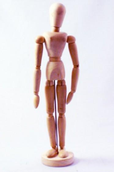 Wooden Mannequin & Models: Wooden Mannequin Female
