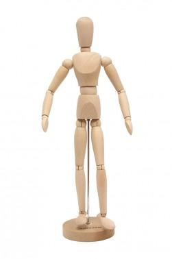 Wooden Mannequin & Models: Jack Richeson Male Manikin 26Hieght