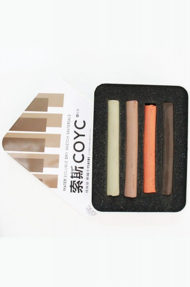 COYC Watersoluble Sketch Stick: Set B