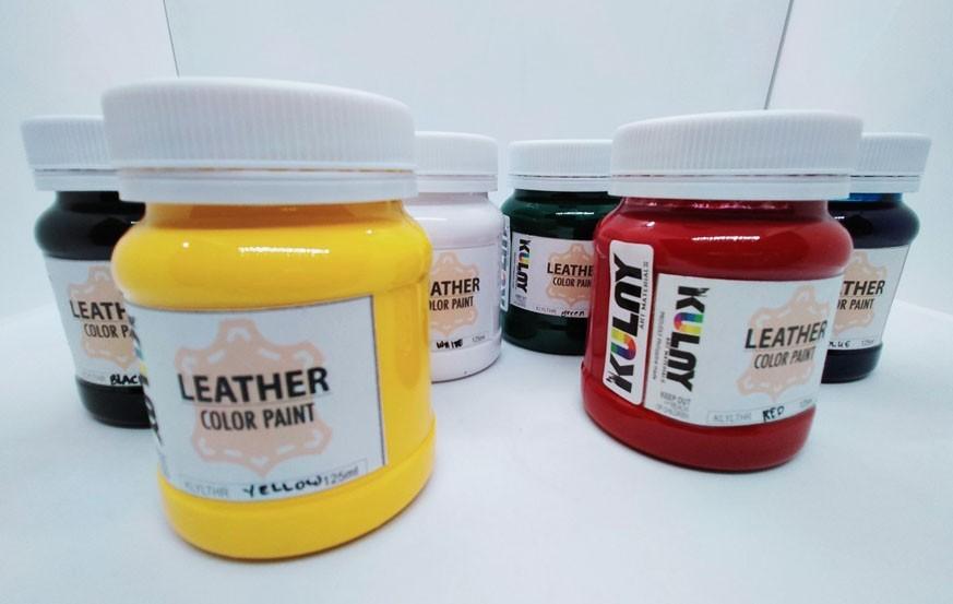 Kulay Leather Paints