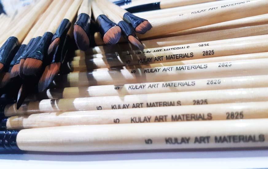 Kulay Art Materials Artist Brush