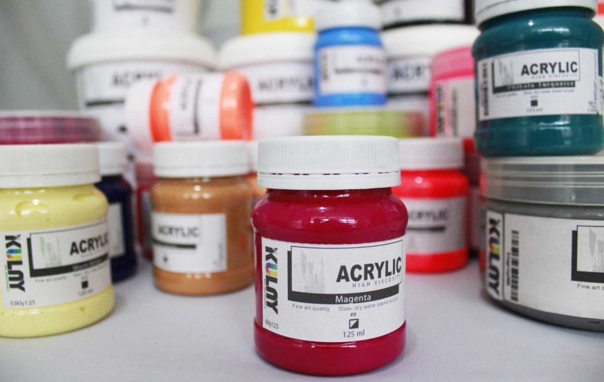 Kulay Acrylic Colors