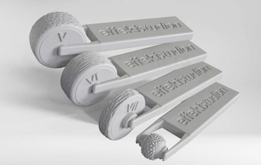 Kulay Sculpture Skin Texture Roller