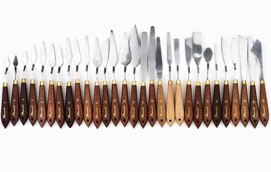 Phoenix Palette Knife