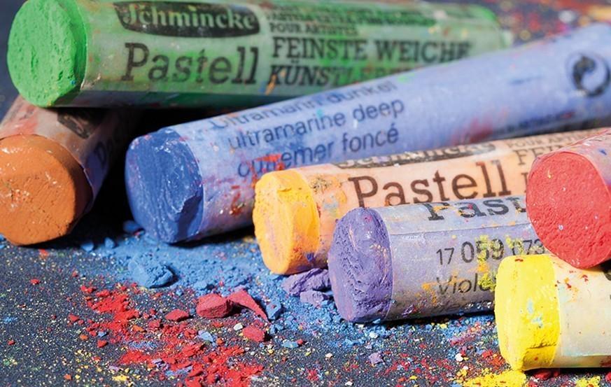 Schmincke Exta-Soft Pastel
