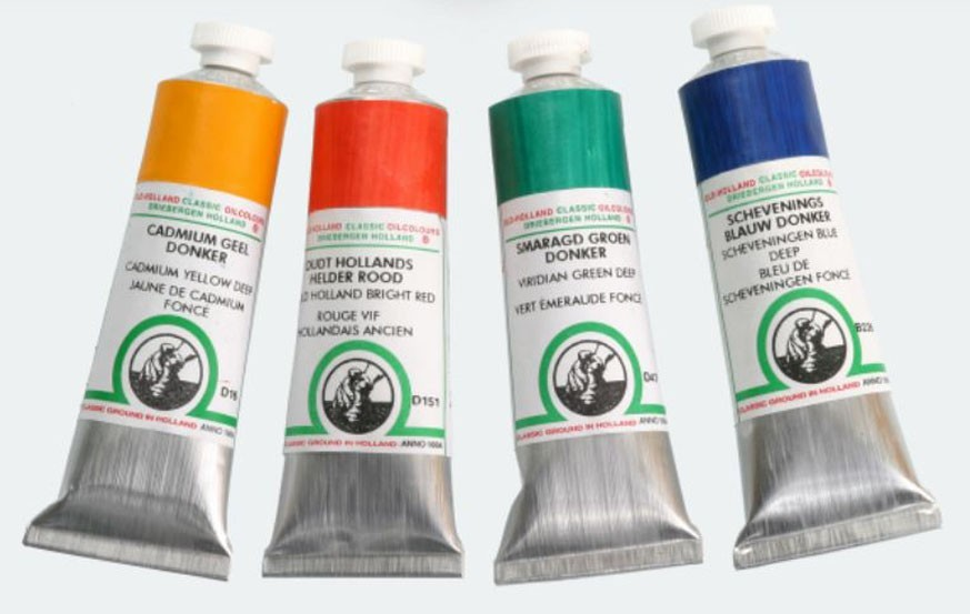 Old Holland Classic Oil Colours