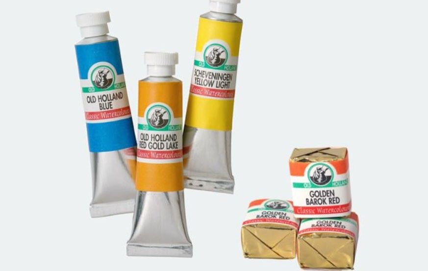 Old Holland Classic  Watercolors