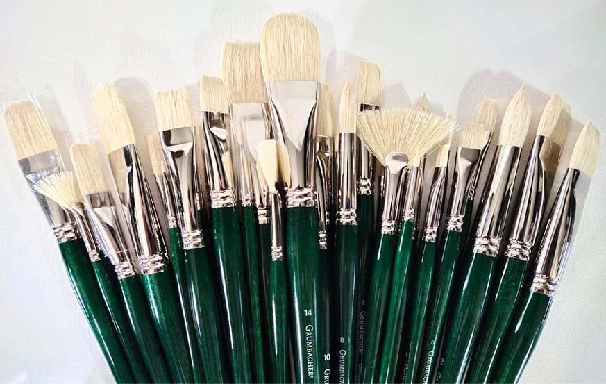 Grumbacher Gainsborough Brushes