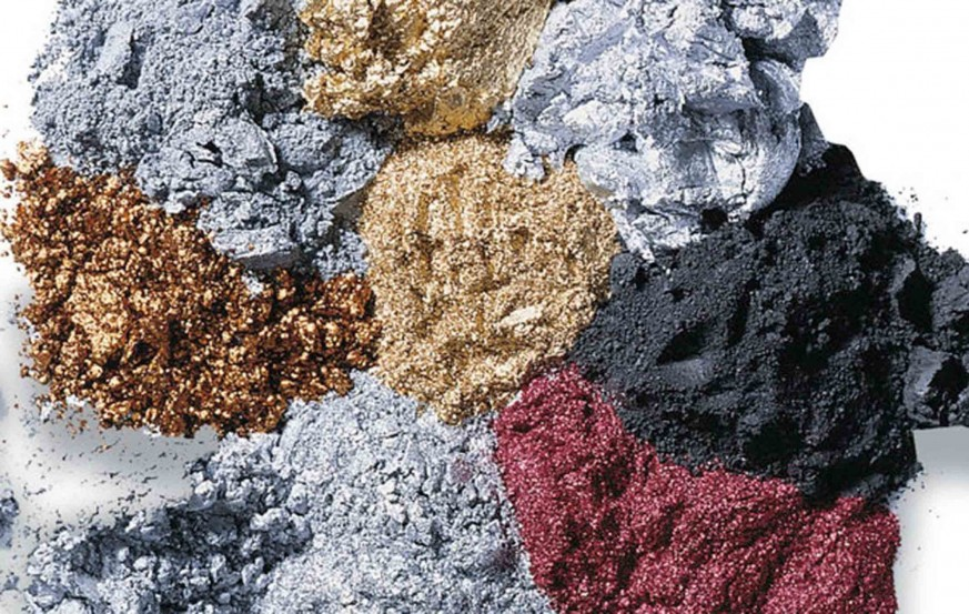 Kulay Pigment Powder